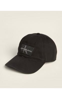 Бейсболка Calvin Klein черная с логотипом