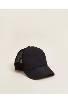 Бейсболка Calvin Klein черная