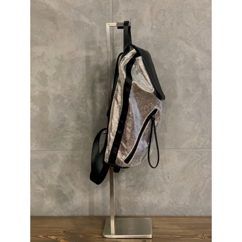 Cеребристый рюкзак Kendall +Kylie