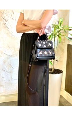Черная сумочка Rebecca Minkoff