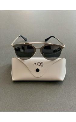 Cеребристые солнцезащитные очки Aquаswiss (AQS)