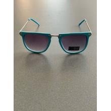Голубые солнцезащитные очки Quay