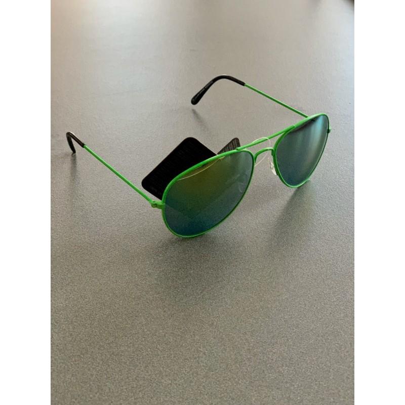 Зеркальные солнцезащитные очки Forever 21