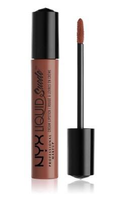Жидкая водостойкая губная помада NYX Professional Makeup с матирующим эффектом