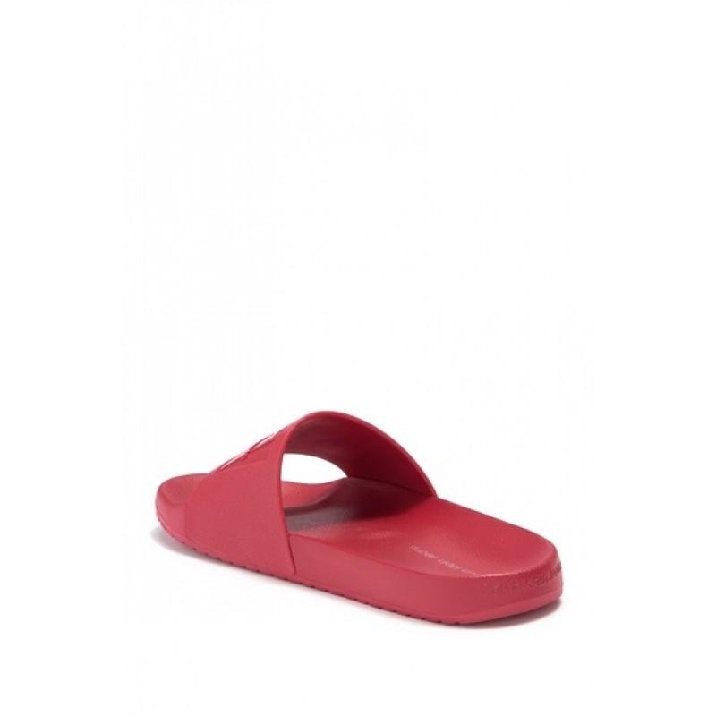 Красные слайды Calvin Klein