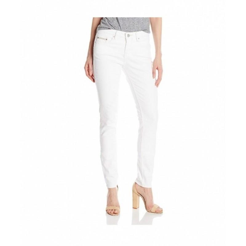 """Белые джинсы """"skinny"""" Calvin Klein Jeans"""