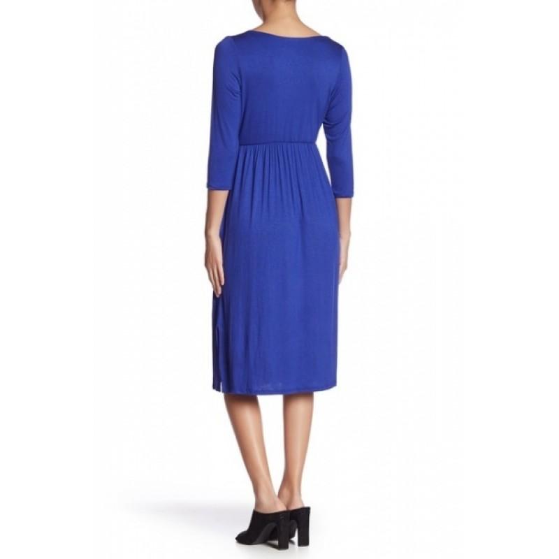 Cинее  платье с карманами Superfoxx
