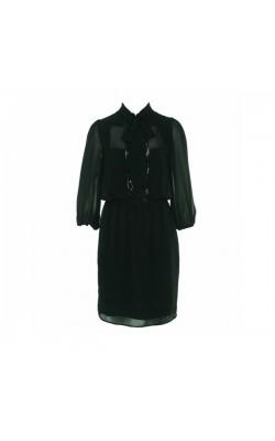 Черное платье Jessica Simpson