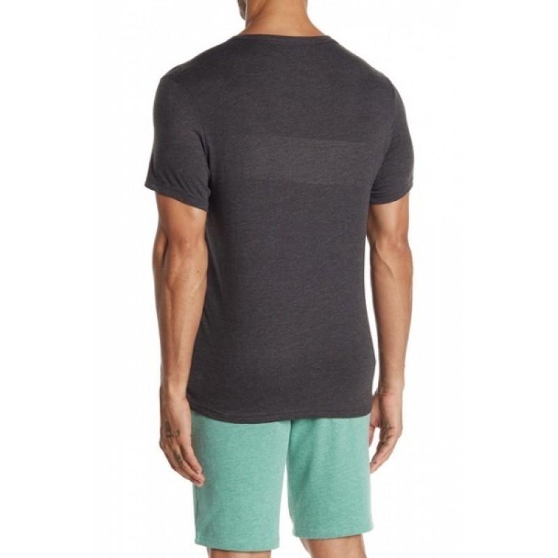 Темно-серая футболка Calvin Klein