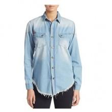 Джинсовая рубашка Lee Cooper