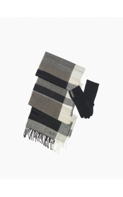 Комплект шарф+ перчатки Calvin Klein