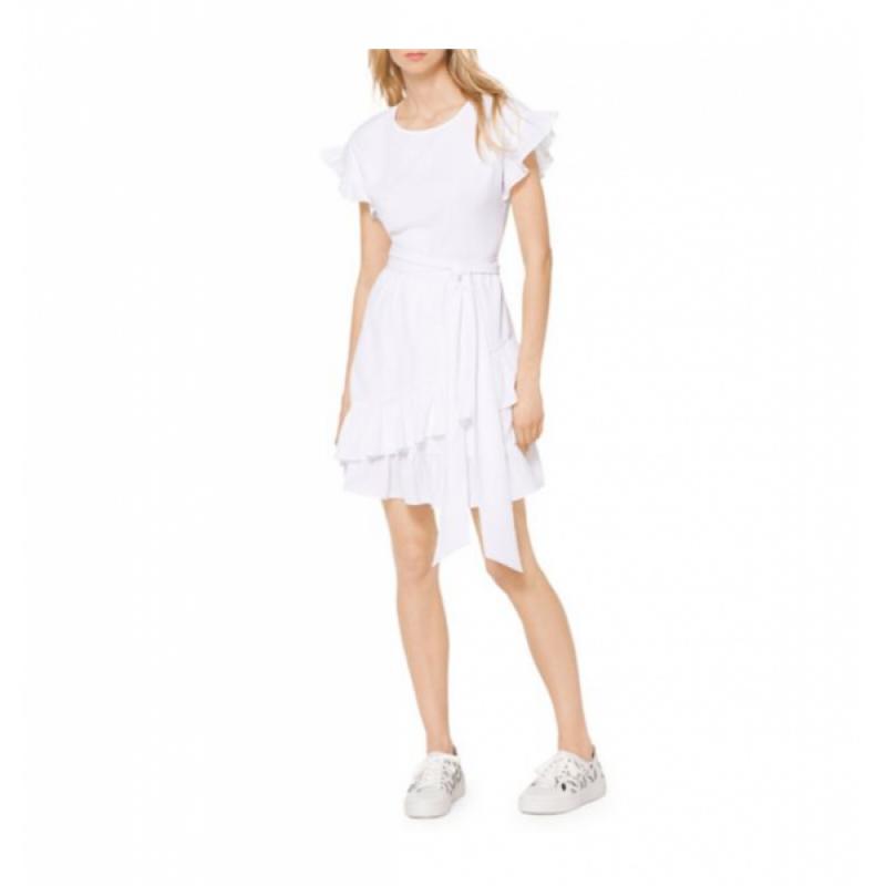 Белое платье Michael Kors