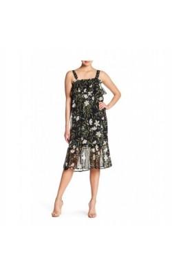 Платье с цветочным принтом Bobeau