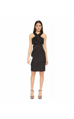 Черное платье Kendall +Kylie