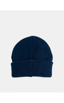 Темно-синяя шапка Asos