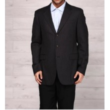 Пиджак PRADA классический темно-серый