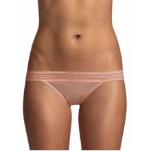 Персиковые трусики ''bikini'' DKNY