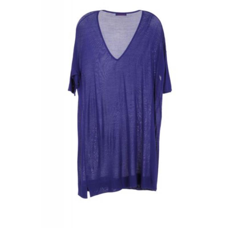 Шелковое платье-туника Matthew Williamson