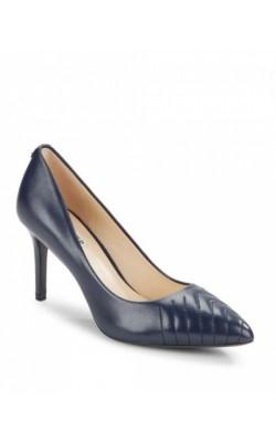 Темно-синие туфли  Karl Lagerfeld