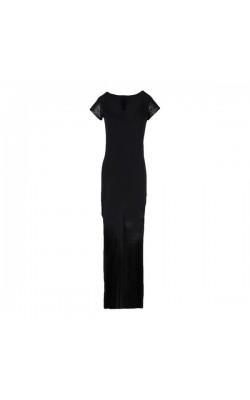 Черное платье Golden Rich