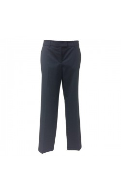Серые шерстяные брюки Luisa Cerano
