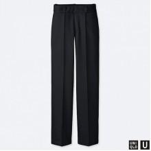 Черные брюки Uniqlo