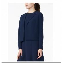 Темно-синий пиджак Armani Exchange