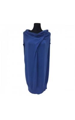 Синее платье-туника Flirt