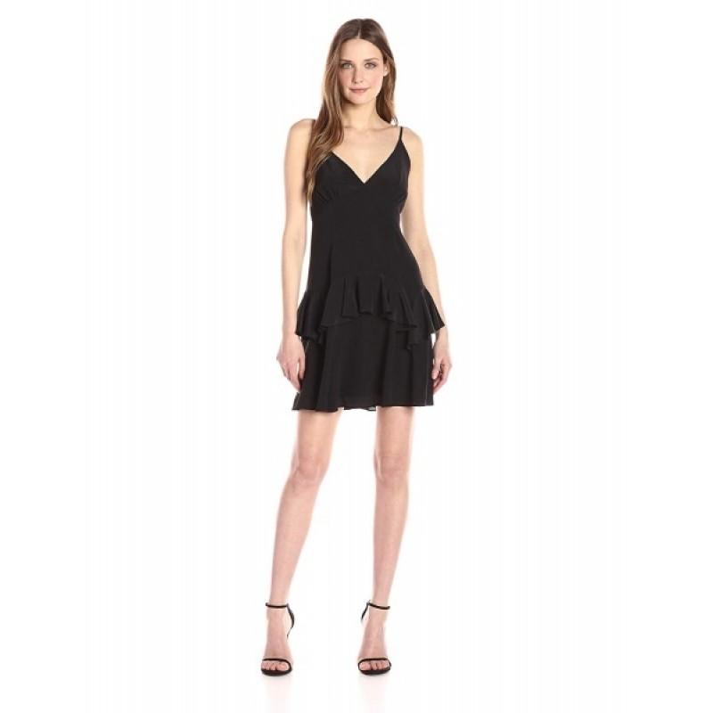 Шелковое платье Kendall+Kylie
