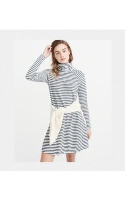 Платье-гольф в полоску Abercrombie & Fitch