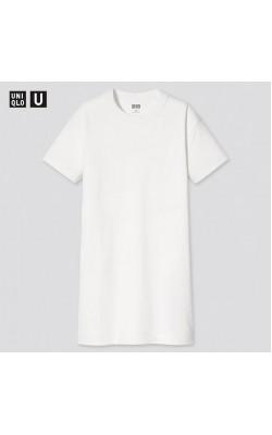 Платье Uniqlo на девочку белое
