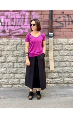 Фиолетовая футболка Marc New York