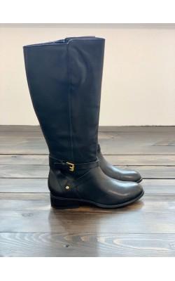 Черные сапоги Ralph Lauren