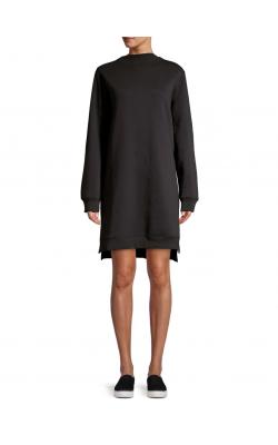 Черное oversize платье Askya