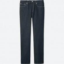 Темно-синие джинсы Uniqlo