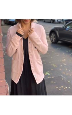 Пудровый пиджак Abercrombie & Fitch