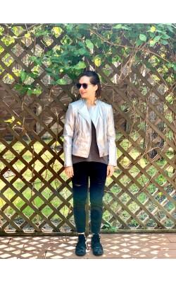 Байкерская куртка Calvin Klein