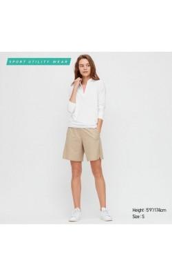 Женская белая кофта AIRISM Uniqlo