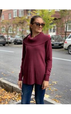 Бордовый свитер  Michael Kors