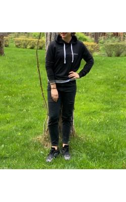 Черная худи Calvin Klein Jeans