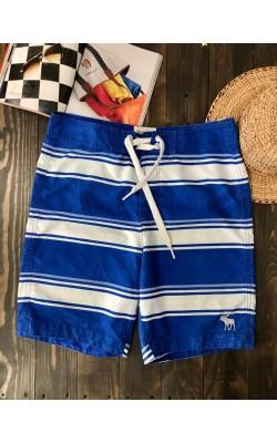 Пляжные шорты в полоску Abercrombie&Fitch
