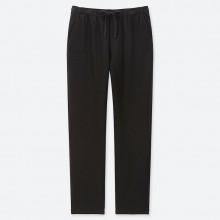 Спортивные штаны Uniqlo черные