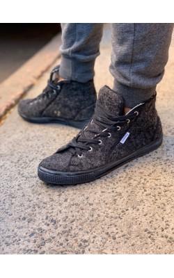 Серые кеды Sneeky Sneaker