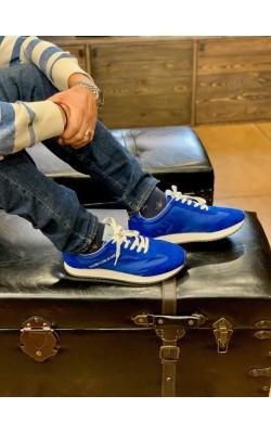 "Синие кроссовки ""Jerrold"" Calvin Klein Jeans"