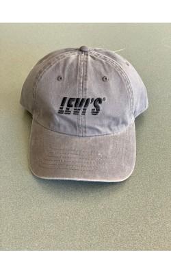 Серая бейсболка Levi's