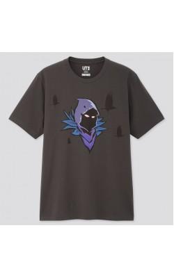 """Мужская футболка из коллекции """"Fortnite"""" Uniqlo UT"""