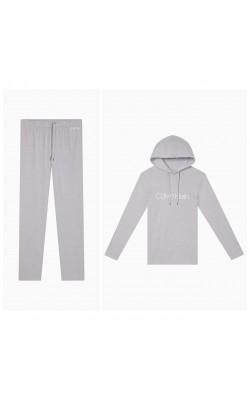 Легкий спортивный костюм Calvin Klein светло-серый