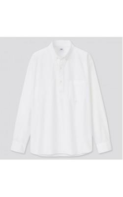 Рубашка Uniqlo белая