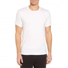 Белая футболка Calvin Klein
