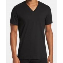 Черная базовая футболка Calvin Klein